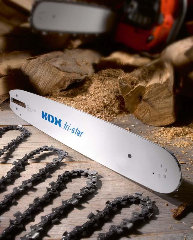 1.3 mm KOX S/ägekette Hobby 57 Tgl. 3//8 Hobby