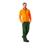 KOX Fleece Polojacke Bild 4